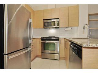 """Photo 5: 408 5775 IRMIN Street in Burnaby: Metrotown Condo for sale in """"MACPHERSON WALK"""" (Burnaby South)  : MLS®# V1097253"""