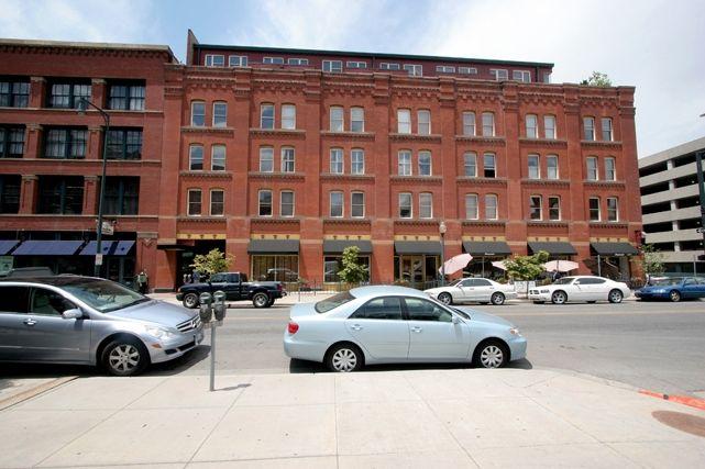 Photo 2: Photos: 1745 Wazee St Unit 4E in Denver: Franklin Lofts Condo for sale (DTD)  : MLS®# 706432