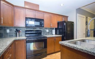 """Photo 3: 411 5430 201 Street in Langley: Langley City Condo for sale in """"Sonnet"""" : MLS®# R2304221"""