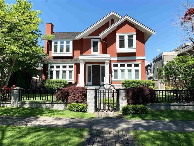 Main Photo: 4063 WEST 31ST AV in Vancouver: Dunbar House for sale (Vancouver West)  : MLS®# R2373838