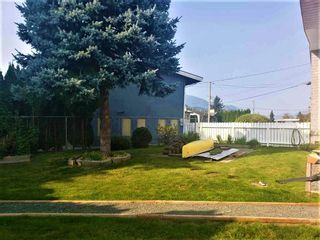 Photo 35: 46470 ANDERSON Avenue in Chilliwack: Fairfield Island House for sale : MLS®# R2503283