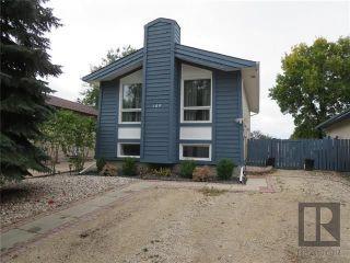 Photo 1: 149 Laurent Drive in Winnipeg: Richmond Lakes Residential for sale (1Q)  : MLS®# 1825326