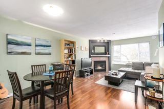 """Photo 7: 209 789 W 16TH Avenue in Vancouver: Fairview VW Condo for sale in """"SIXTEEN WILLOWS"""" (Vancouver West)  : MLS®# R2142582"""