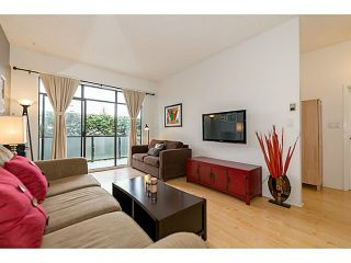 """Photo 3: 214 1345 W 15TH Avenue in Vancouver: Fairview VW Condo for sale in """"SUNRISE WEST"""" (Vancouver West)  : MLS®# V1118182"""