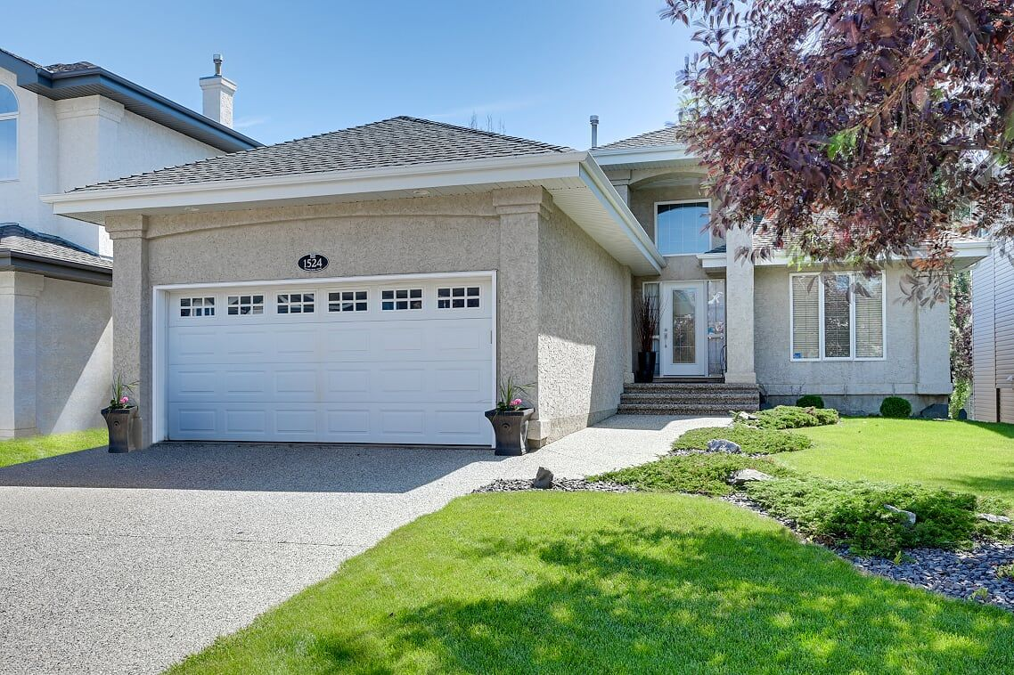 Main Photo: 1524 Thorogood Close NW in Edmonton: House for sale