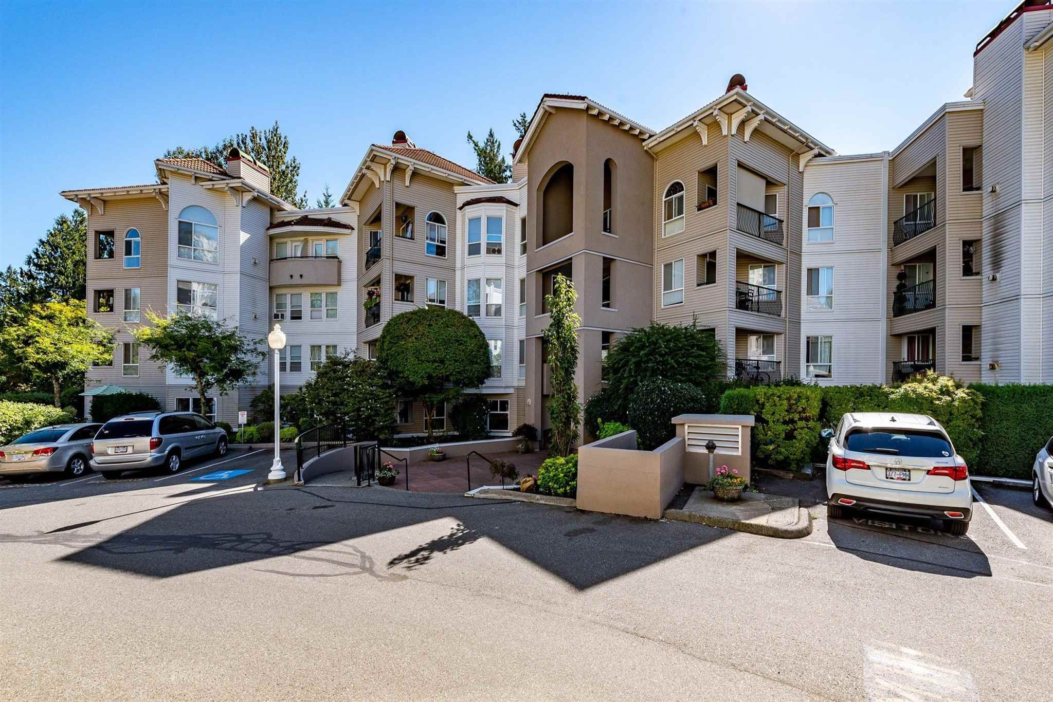 """Main Photo: 412 3176 GLADWIN Road in Abbotsford: Central Abbotsford Condo for sale in """"Regency Park"""" : MLS®# R2603924"""