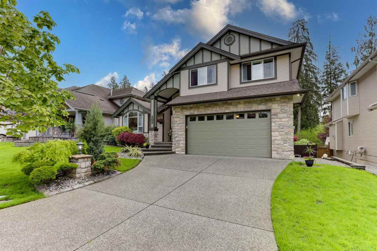"""Main Photo: 22742 HOLYROOD Avenue in Maple Ridge: East Central House for sale in """"GREYSTONE"""" : MLS®# R2582218"""