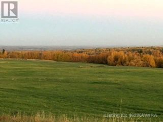 Main Photo: Lot 3 - B2 Eastwood Ridge Estates in Whitecourt: Vacant Land for sale : MLS®# A1062239