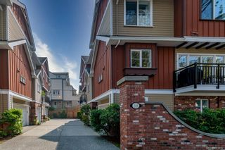 Photo 1: 3 331 Oswego St in : Vi James Bay Row/Townhouse for sale (Victoria)  : MLS®# 879237