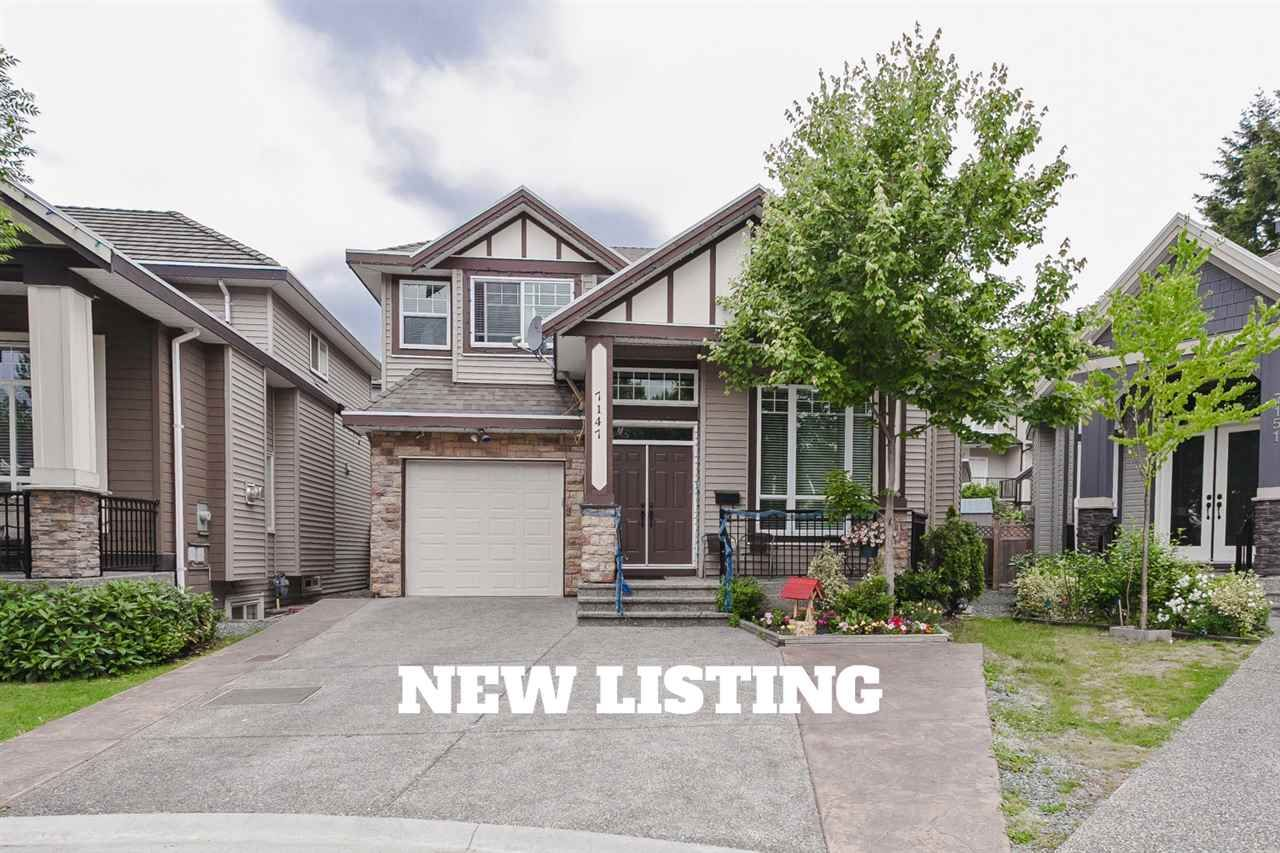 Main Photo: 7147 144B Street in Surrey: East Newton House for sale : MLS®# R2353955