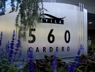 Photo 1: 709 560 CARDERO ST in Vancouver: Coal Harbour Condo for sale (Vancouver West)  : MLS®# V601825