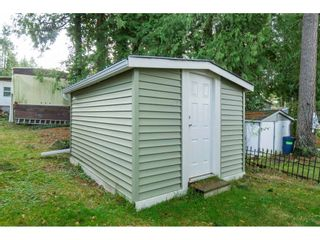 """Photo 29: 14 24330 FRASER Highway in Langley: Otter District Manufactured Home for sale in """"Langley Grove Estates"""" : MLS®# R2518685"""