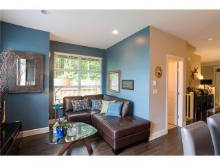 """Photo 8: 11 3431 GALLOWAY Avenue in Coquitlam: Burke Mountain Townhouse for sale in """"NORTHBROOK"""" : MLS®# V1069633"""