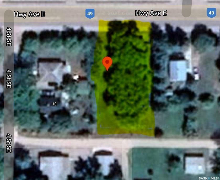 Main Photo: 413 Highway Avenue East in Preeceville: Lot/Land for sale : MLS®# SK850825
