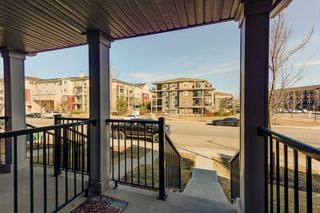 Photo 35: 46 6075 SCHONSEE Way in Edmonton: Zone 28 Townhouse for sale : MLS®# E4236770