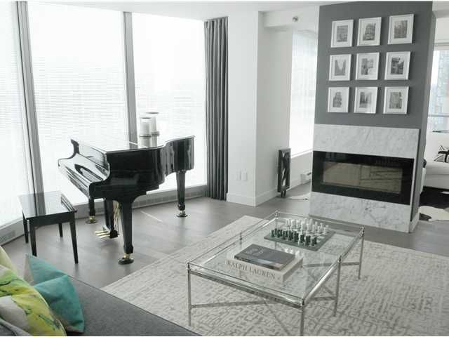 Main Photo: # 1601 889 HOMER ST in Vancouver: Downtown VW Condo for sale (Vancouver West)  : MLS®# V1086745