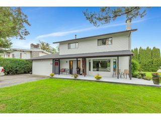 Photo 1: 46550 TETON Avenue in Chilliwack: Fairfield Island House for sale : MLS®# R2619612