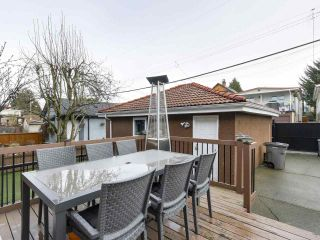 Photo 19: 5308 ROSS STREET in Vancouver: Knight House for sale (Vancouver East)  : MLS®# R2140103