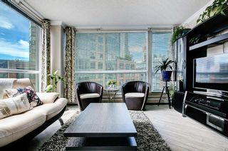 """Photo 4: 603 283 DAVIE Street in Vancouver: Yaletown Condo for sale in """"Pacific Plaza"""" (Vancouver West)  : MLS®# R2393051"""