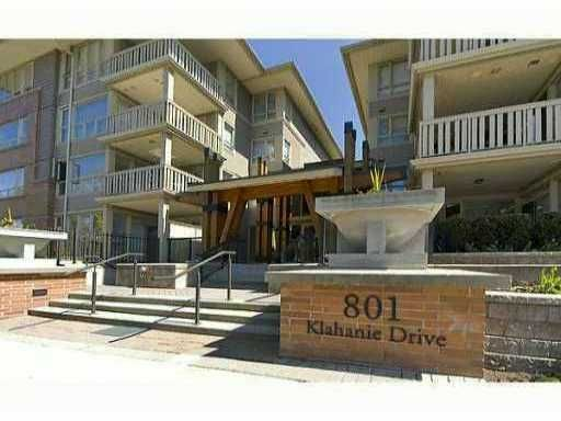 "Main Photo: 225 801 KLAHANIE Drive in Port Moody: Port Moody Centre Condo for sale in ""INGLENOOK/KLAHANIE"" : MLS®# V880553"