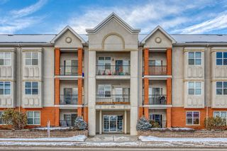 Main Photo: 207 2134 Kensington Road NW in Calgary: West Hillhurst Apartment for sale : MLS®# A1131479