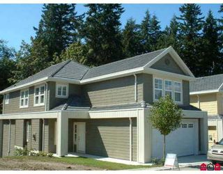 "Photo 1: 12 3495 147A Street in White_Rock: King George Corridor House for sale in ""ELGIN BROOK LANE"" (South Surrey White Rock)  : MLS®# F2715166"