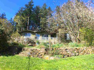 Photo 1: 160 MONTAGUE Road: Galiano Island House for sale (Islands-Van. & Gulf)  : MLS®# R2489817