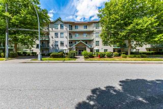 """Photo 1: 206 2435 CENTER Street in Abbotsford: Abbotsford West Condo for sale in """"Cedar Grove Place"""" : MLS®# R2592183"""