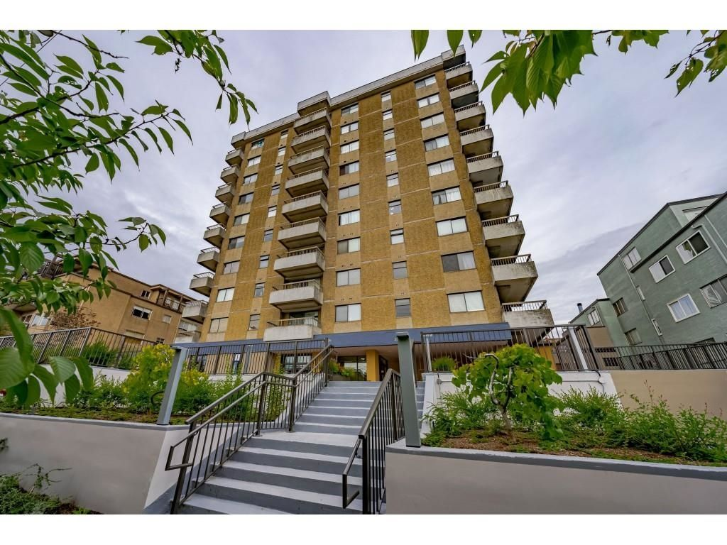 """Main Photo: 603 209 CARNARVON Street in New Westminster: Downtown NW Condo for sale in """"ARGYLE HOUSE"""" : MLS®# R2625168"""