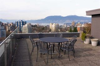 """Photo 6: 104 1445 MARPOLE Avenue in Vancouver: Fairview VW Condo for sale in """"Hycroft Towers"""" (Vancouver West)  : MLS®# R2554611"""