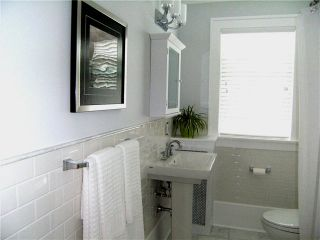 """Photo 10: # 301 1545 W 13TH AV in Vancouver: Fairview VW Condo for sale in """"THE LEICESTER"""" (Vancouver West)  : MLS®# V846568"""