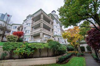 """Photo 1: 227 15268 105 Avenue in Surrey: Guildford Condo for sale in """"Georgian Gardens"""" (North Surrey)  : MLS®# R2516142"""