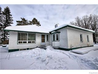 Photo 1: 519 Cote Avenue East in STPIERRE: Manitoba Other Residential for sale : MLS®# 1604023