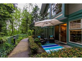 """Photo 1: 2 65 FOXWOOD Drive in Port Moody: Heritage Mountain Townhouse for sale in """"FOREST HILL"""" : MLS®# R2060866"""