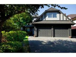 Photo 1: 5639 SANDIFORD Place in Richmond: Steveston North Home for sale ()  : MLS®# V910581