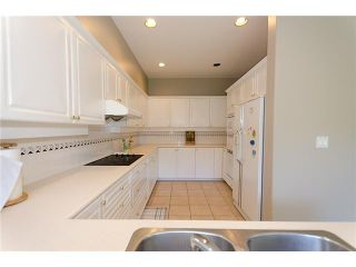"""Photo 5: 95 3555 WESTMINSTER Highway in Richmond: Terra Nova Townhouse for sale in """"SONOMA"""" : MLS®# V901887"""
