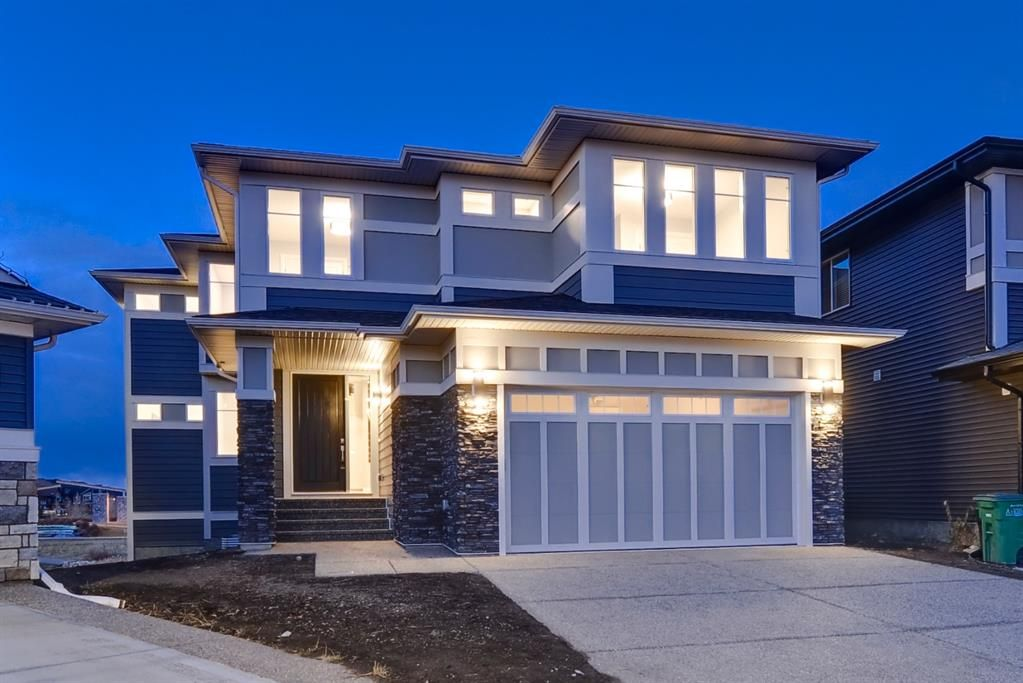 Main Photo: 579 Kingsmere Way SE: Airdrie Detached for sale : MLS®# A1045570