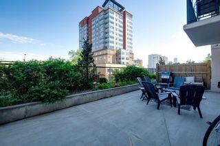 Photo 2: 202 11933 JASPER Avenue in Edmonton: Zone 12 Condo for sale : MLS®# E4248472