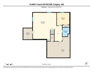 Photo 34: 14 6841 Coach Hill Road SW in Calgary: Coach Hill Residential for sale : MLS®# A1059348
