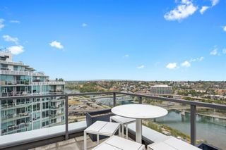 Photo 38: 412 619 Confluence Way SE in Calgary: Downtown East Village Apartment for sale : MLS®# A1118938