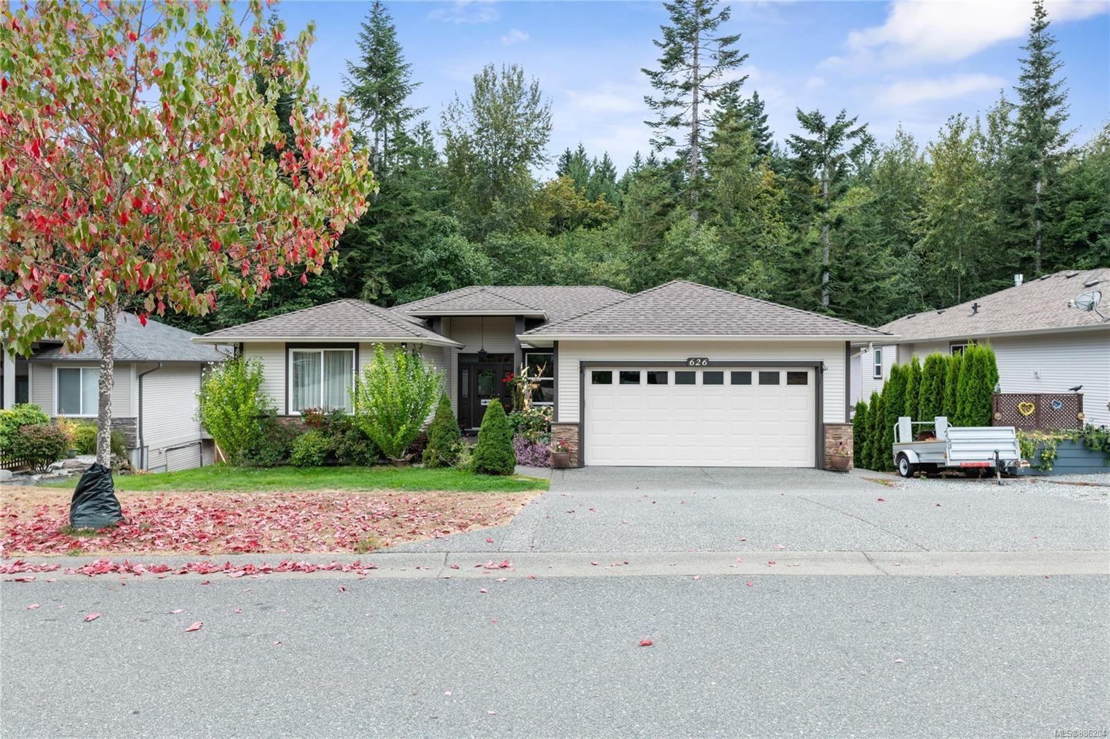 Main Photo: 626 Sanderson Rd in : Du Ladysmith House for sale (Duncan)  : MLS®# 886204