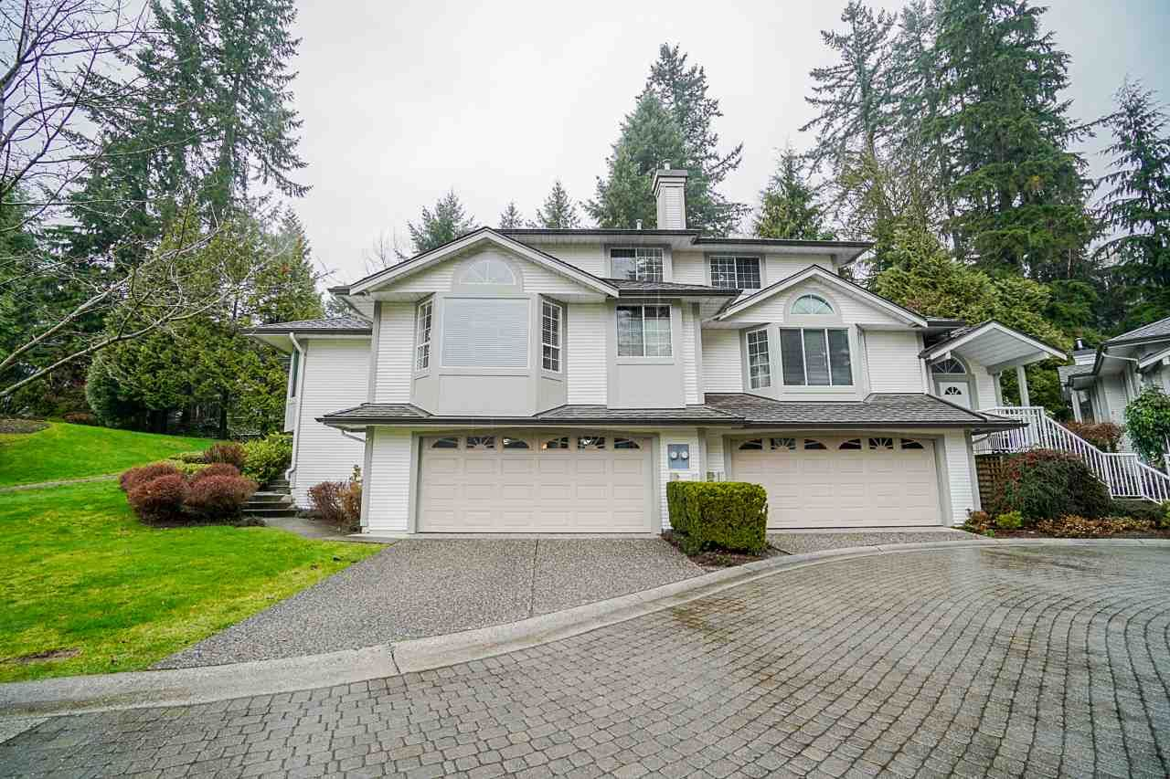 """Main Photo: 77 101 PARKSIDE Drive in Port Moody: Heritage Mountain Townhouse for sale in """"Tree Tops"""" : MLS®# R2447524"""