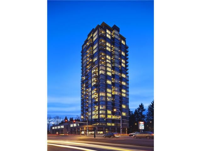 Main Photo: # 1201 2789 SHAUGHNESSY ST in Port Coquitlam: Central Pt Coquitlam Condo for sale : MLS®# V1033187