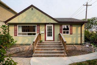 Photo 1: 693 Fleet Avenue in Winnipeg: Residential for sale (1B)  : MLS®# 202120589