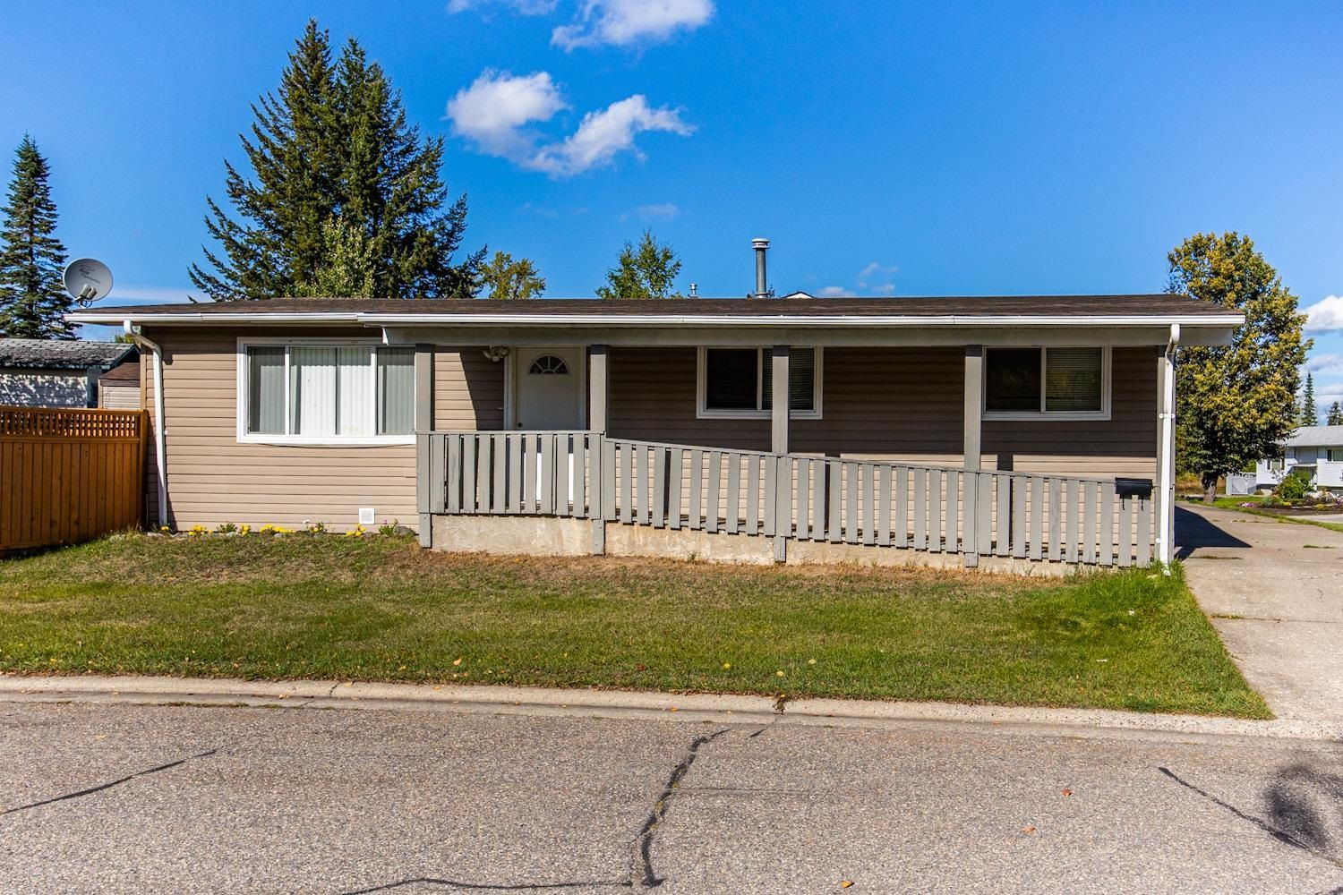 Main Photo: 2322 SHEARER Crescent in Prince George: Pinewood Manufactured Home for sale (PG City West (Zone 71))  : MLS®# R2620506