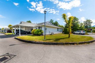 "Photo 26: 160 7610 EVANS Road in Chilliwack: Sardis West Vedder Rd Townhouse for sale in ""Cottonwood Village"" (Sardis)  : MLS®# R2590912"