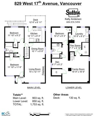 """Photo 18: 829 W 17TH Avenue in Vancouver: Cambie House for sale in """"DOUGLAS PARK"""" (Vancouver West)  : MLS®# R2026317"""