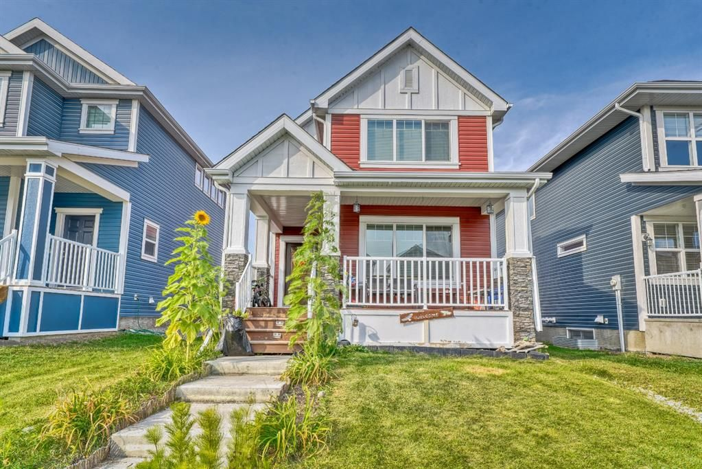 Main Photo: 203 River Heights Green: Cochrane Detached for sale : MLS®# A1145200