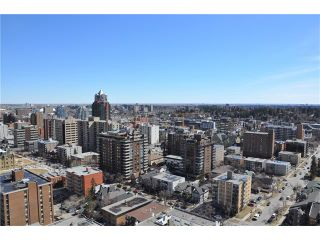 Photo 24: 2308 1111 10 Street SW in Calgary: Beltline Condo for sale : MLS®# C4108667