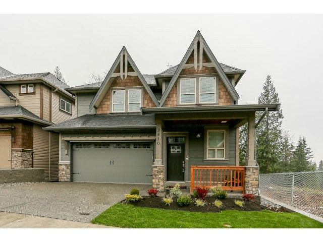 """Main Photo: 3410 DEVONSHIRE Avenue in Coquitlam: Burke Mountain House for sale in """"SOUTHVIEW"""" : MLS®# V1032609"""